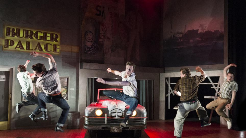 Grease - Embassy Theatre, London