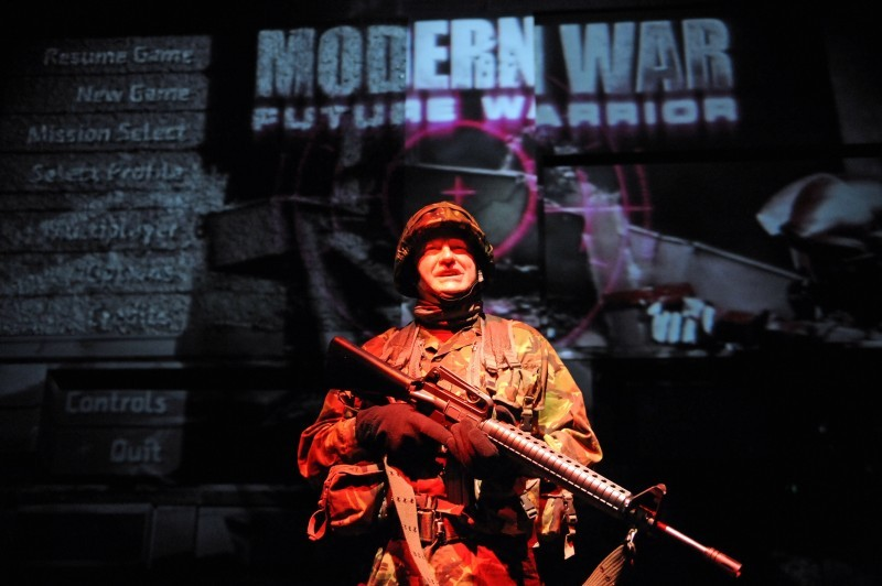 First Person Shooter - Birmingham REP
